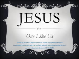 Jesus.One.Like.Us