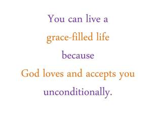 Grace-filled life