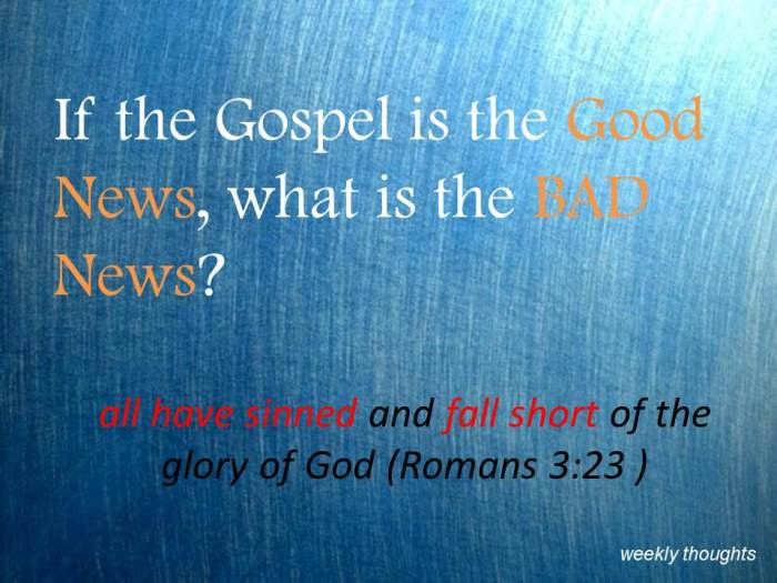 if-the-gospel-is-the-good-news